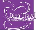 dinatravel.ge Logo